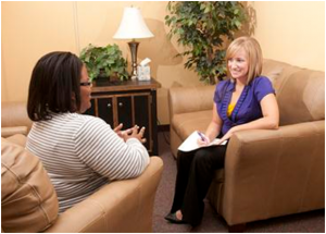 1 on 1 counseling session