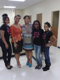 """Teen Dating Violence Prevention Brunch wigh """"A Belle That Cares"""""""