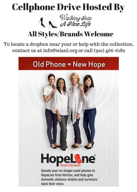 Cellphone Collection for Survivors